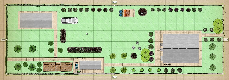 План участка - пример 3