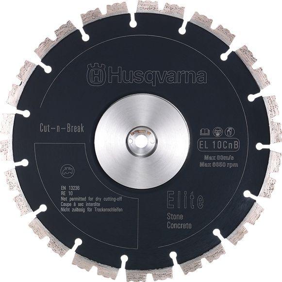 Набор алмазных дисков CUT-N-BREAK HUSQVARNA EL10CNB 5748362-01